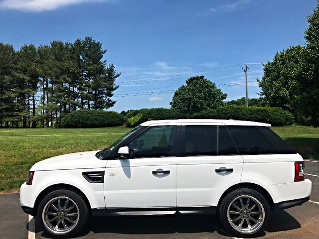 2011 Land Rover Range Rover Sport HSE Leesburg, Virginia 5
