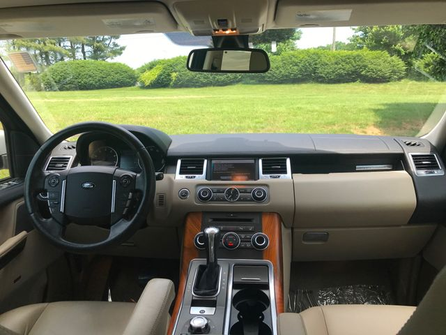 2011 Land Rover Range Rover Sport HSE Leesburg, Virginia 17