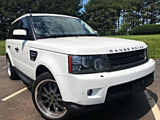 2011 Land Rover Range Rover Sport HSE Leesburg, Virginia 8