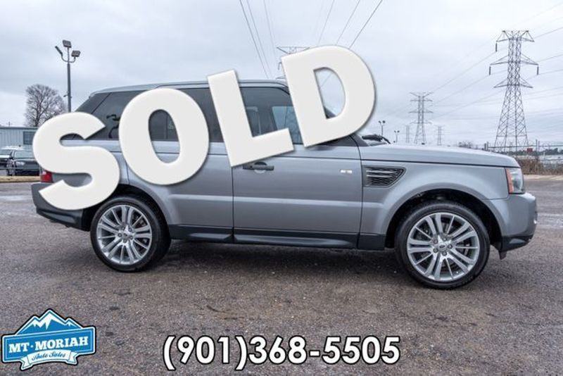 2011 Land Rover Range Rover Sport HSE LUX | Memphis, Tennessee | Tim Pomp - The Auto Broker in Memphis Tennessee