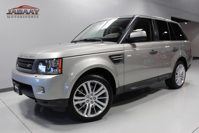 2011 Land Rover Range Rover Sport HSE LUX Merrillville, Indiana 0