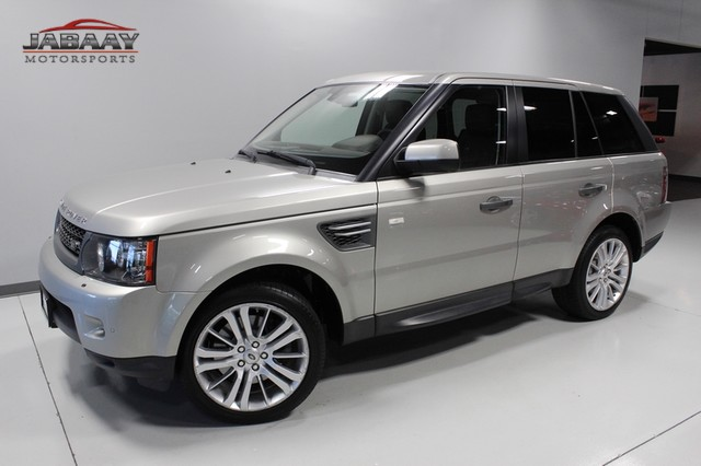 2011 Land Rover Range Rover Sport HSE LUX Merrillville, Indiana 28