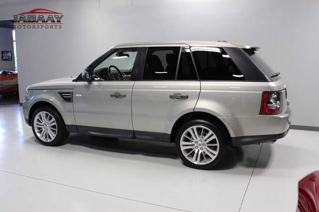 2011 Land Rover Range Rover Sport HSE LUX Merrillville, Indiana 36
