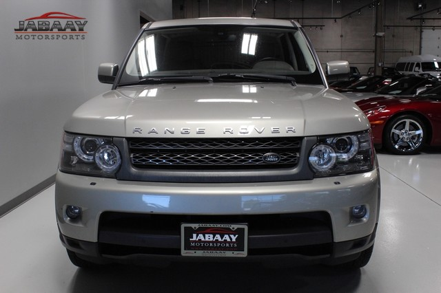 2011 Land Rover Range Rover Sport HSE LUX Merrillville, Indiana 7