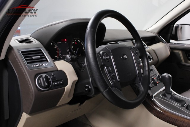 2011 Land Rover Range Rover Sport HSE LUX Merrillville, Indiana 9