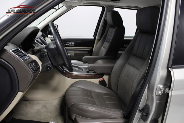 2011 Land Rover Range Rover Sport HSE LUX Merrillville, Indiana 10