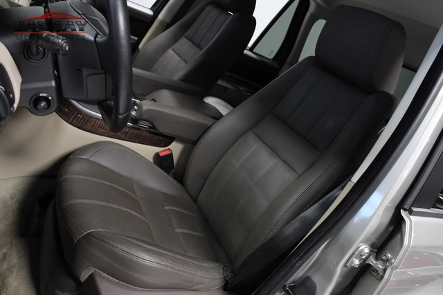 2011 Land Rover Range Rover Sport HSE LUX Merrillville, Indiana 11