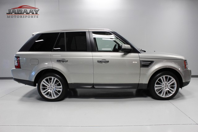 2011 Land Rover Range Rover Sport HSE LUX Merrillville, Indiana 5