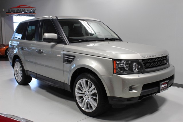 2011 Land Rover Range Rover Sport HSE LUX Merrillville, Indiana 6