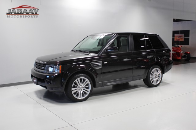 2011 Land Rover Range Rover Sport HSE LUX Merrillville, Indiana 34