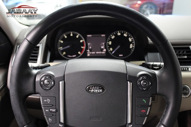 2011 Land Rover Range Rover Sport HSE LUX Merrillville, Indiana 17