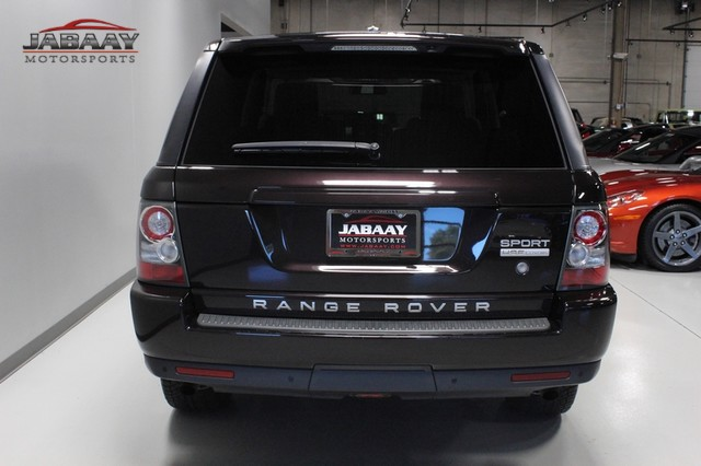 2011 Land Rover Range Rover Sport HSE LUX Merrillville, Indiana 3