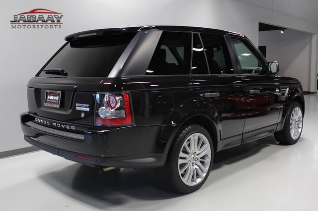 2011 Land Rover Range Rover Sport HSE LUX Merrillville, Indiana 4