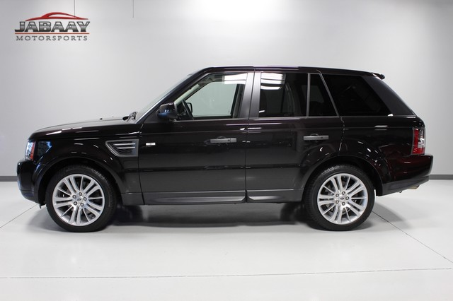 2011 Land Rover Range Rover Sport HSE LUX Merrillville, Indiana 1