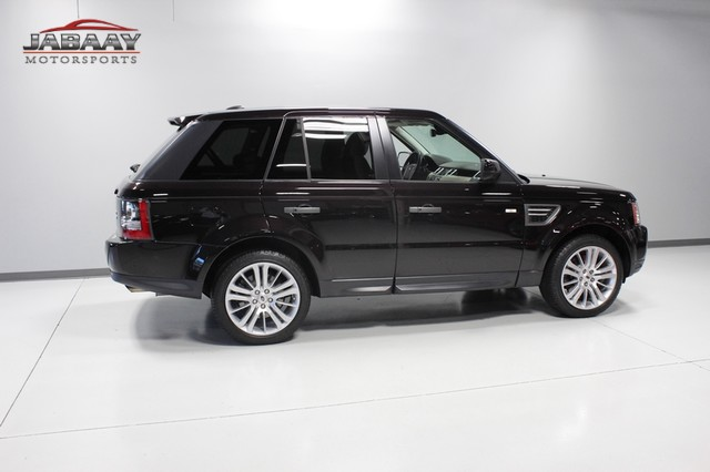 2011 Land Rover Range Rover Sport HSE LUX Merrillville, Indiana 41
