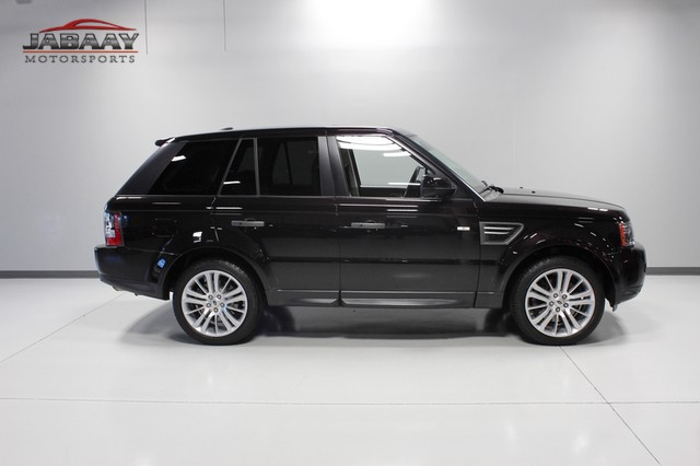2011 Land Rover Range Rover Sport HSE LUX Merrillville, Indiana 42