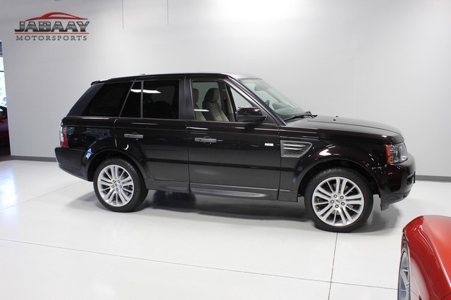 2011 Land Rover Range Rover Sport HSE LUX Merrillville, Indiana 43