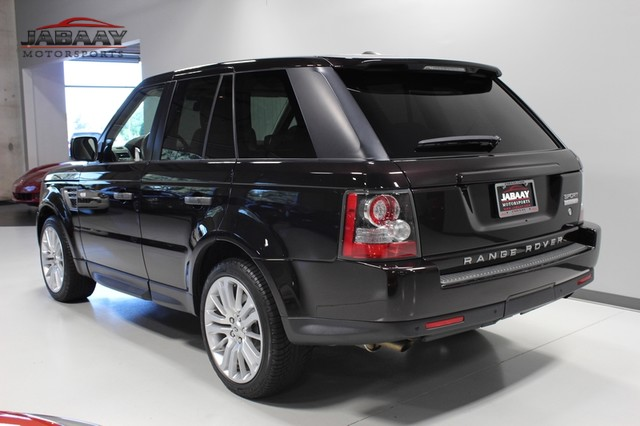2011 Land Rover Range Rover Sport HSE LUX Merrillville, Indiana 2