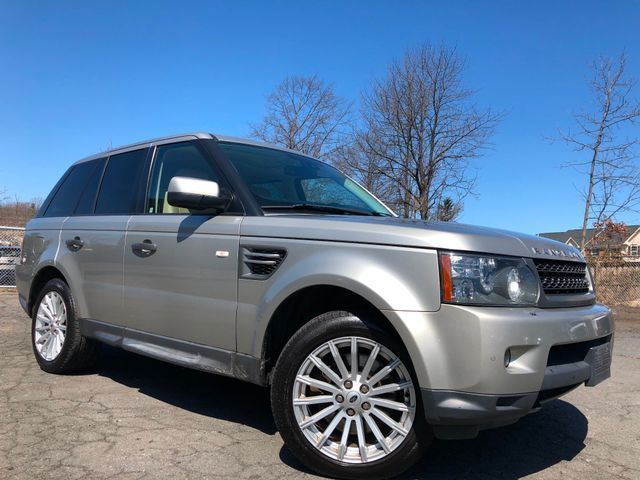 2011 Land Rover Range Rover Sport HSE Sterling, Virginia 0