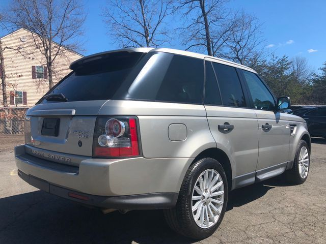2011 Land Rover Range Rover Sport HSE Sterling, Virginia 1