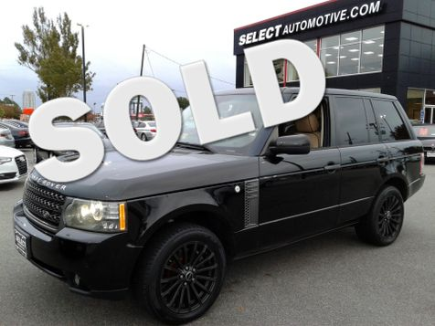 2011 Land Rover Range Rover HSE in Virginia Beach, Virginia