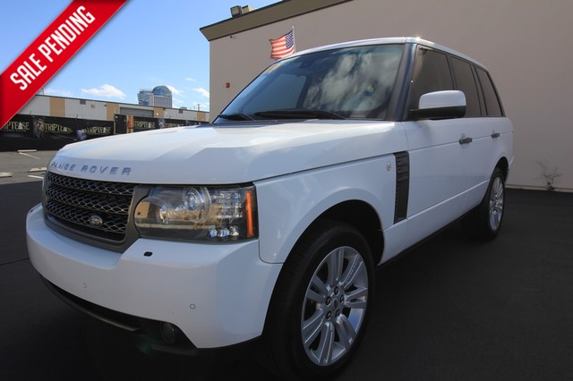 2011 Land Rover Range Rover* WOOD* HEATED/COOL* MOON* PREM PKG*  HSE LUX* BACK UP* NEW TIRES* DVD PKG* LOADED* WOW Las Vegas, Nevada 0