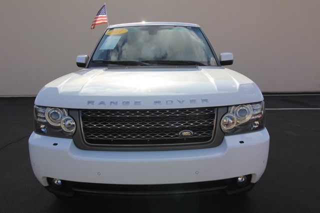 2011 Land Rover Range Rover* WOOD* HEATED/COOL* MOON* PREM PKG*  HSE LUX* BACK UP* NEW TIRES* DVD PKG* LOADED* WOW Las Vegas, Nevada 1