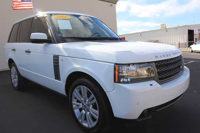 2011 Land Rover Range Rover* WOOD* HEATED/COOL* MOON* PREM PKG*  HSE LUX* BACK UP* NEW TIRES* DVD PKG* LOADED* WOW Las Vegas, Nevada 2