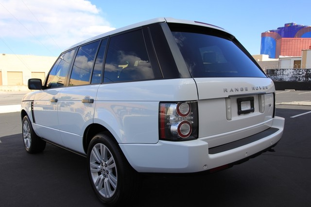 2011 Land Rover Range Rover* WOOD* HEATED/COOL* MOON* PREM PKG*  HSE LUX* BACK UP* NEW TIRES* DVD PKG* LOADED* WOW Las Vegas, Nevada 6
