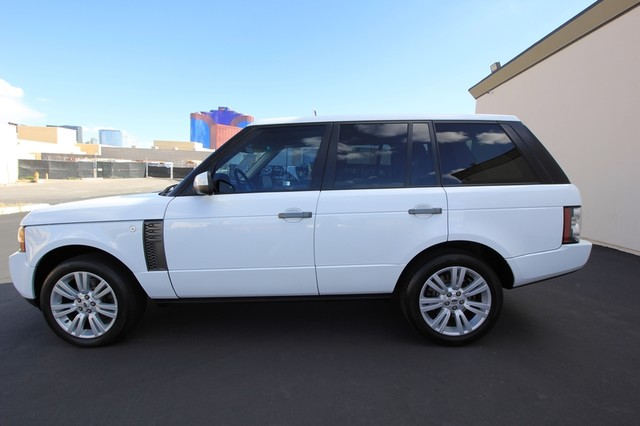 2011 Land Rover Range Rover* WOOD* HEATED/COOL* MOON* PREM PKG*  HSE LUX* BACK UP* NEW TIRES* DVD PKG* LOADED* WOW Las Vegas, Nevada 7