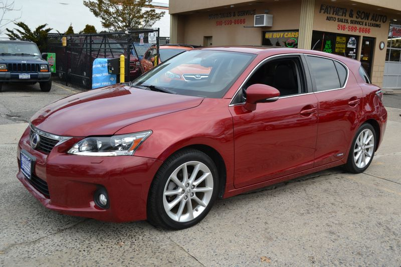 2011 Lexus CT 200h Premium  city New  Father  Son Auto Corp   in Lynbrook, New