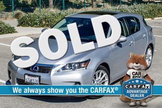 2011 Lexus CT 200h Premium - 41K MILES - HTD STS - SUNROOF Reseda, CA