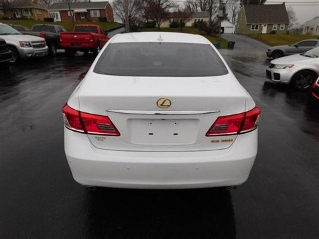 2011 Lexus ES 350 Ephrata, PA 4
