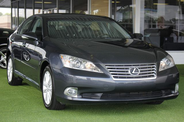2011 Lexus ES 350 NAVIGATION - HEATED/COOLED LEATHER! Mooresville , NC 26