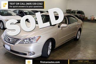 2011 Lexus ES 350  NAV | Plano, TX | First Car Automotive Group in Plano, Dallas, Allen, McKinney TX