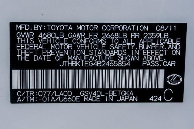 2011 Lexus ES 350 Reseda, CA 38
