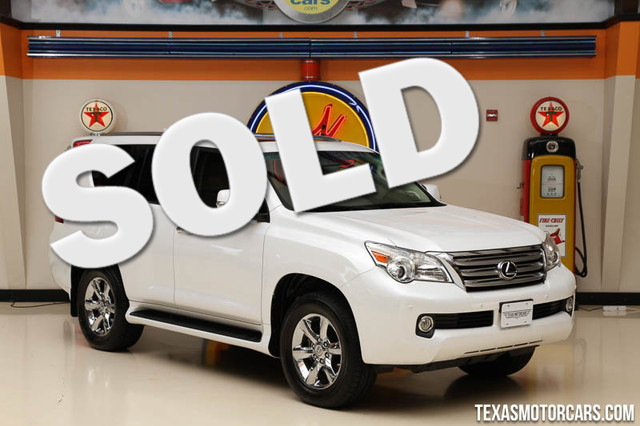 2011 Lexus GX 460 This Clean Carfax 2011 Lexus GX 460 is in great shape with only 99 209 miles T