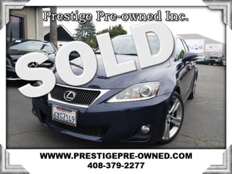 2011 Lexus IS 250 (*NAVIGATION & BACKUP CAMERA*)  in Campbell CA