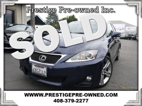 2011 Lexus IS 250 (*NAVIGATION & BACKUP CAMERA*)  in Campbell, CA