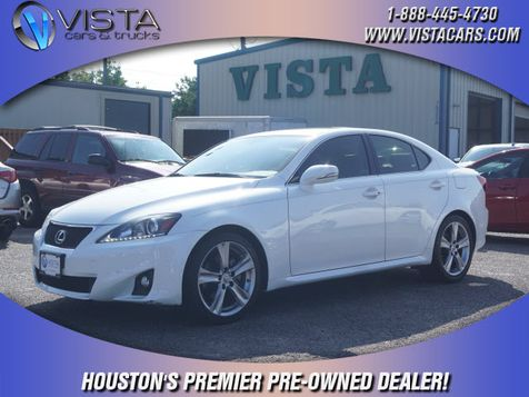 2011 Lexus IS 250 Base in Houston, Texas