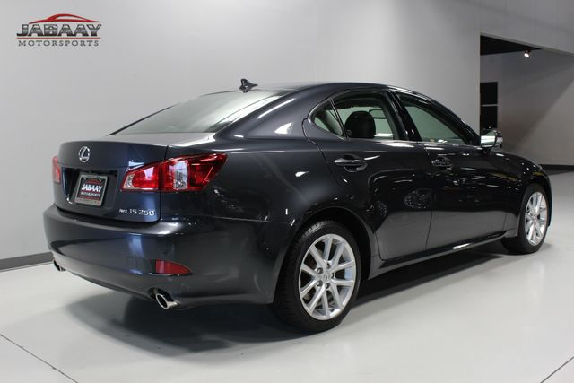 2011 Lexus IS 250 Merrillville, Indiana 4