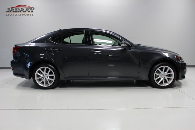 2011 Lexus IS 250 Merrillville, Indiana 5