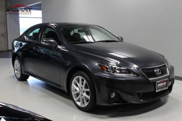 2011 Lexus IS 250 Merrillville, Indiana 6