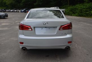 2011 Lexus IS 250 Naugatuck, Connecticut 3
