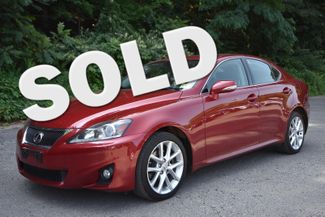 2011 Lexus IS 250 Naugatuck, Connecticut