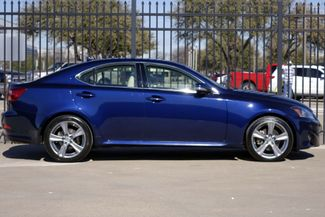 2011 Lexus IS 250 A/C SEATS * Paddle Shifters * HID's * Keyless *18s Plano, Texas 2
