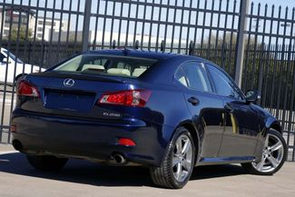 2011 Lexus IS 250 A/C SEATS * Paddle Shifters * HID's * Keyless *18s Plano, Texas 22