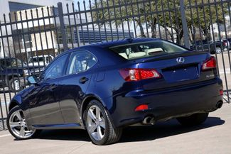 2011 Lexus IS 250 A/C SEATS * Paddle Shifters * HID's * Keyless *18s Plano, Texas 23