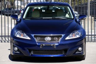 2011 Lexus IS 250 A/C SEATS * Paddle Shifters * HID's * Keyless *18s Plano, Texas 6