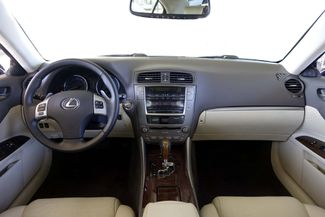 2011 Lexus IS 250 A/C SEATS * Paddle Shifters * HID's * Keyless *18s Plano, Texas 8